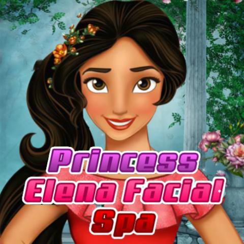 Princess Elena: Facial Spa