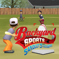 Backyard Baseball Sandlot Sluggers