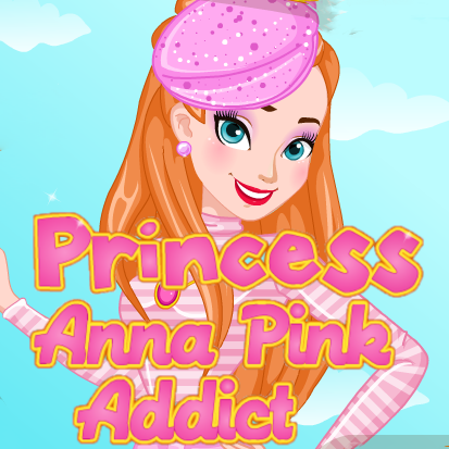Princess Anna: Pink Addict