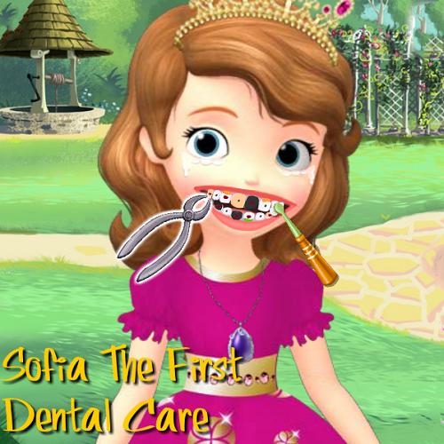 Sofia The First: Dental Care