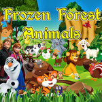 Frozen Forest Animals