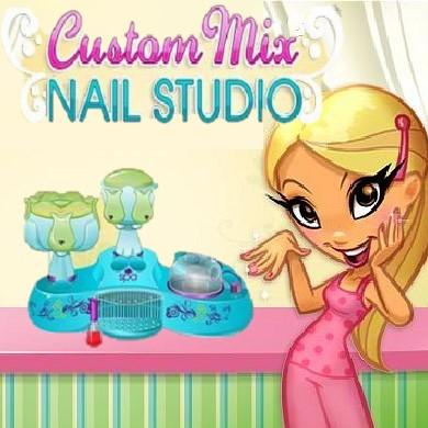 Custom Mix Nail Studio
