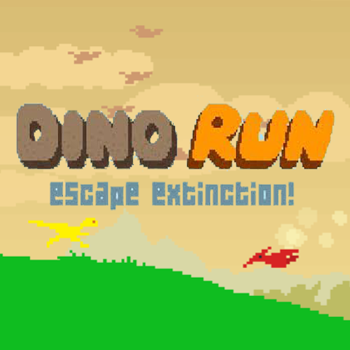 Dino Run: Escape Extinction