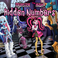 Monster High: Hidden Numbers
