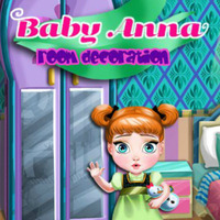 Baby Anna: Room Decoration