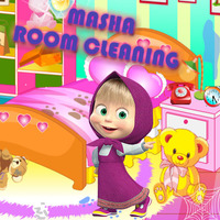 Masha: Room Cleaning