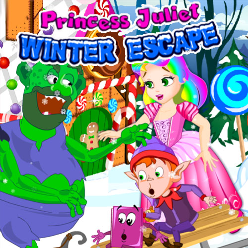 Princess Juliet: Winter Escape