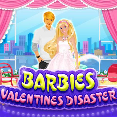 Barbies: Valentines Disaster