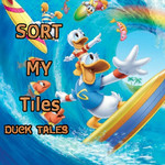 Sort My Tiles: Duck Tales