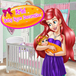 Ariel: Baby Room Decoration