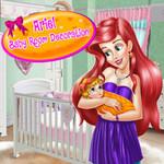 Ariel: Baby Room Decoration
