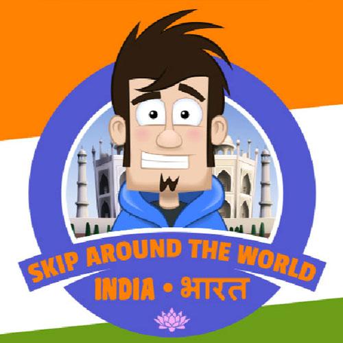 Skip Around The World: India