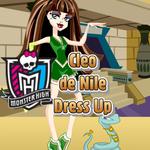Monster High: Cleo De Nile Dress Up