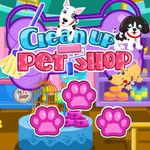 Clean Up Pet Shop