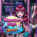 Monster High: Closet