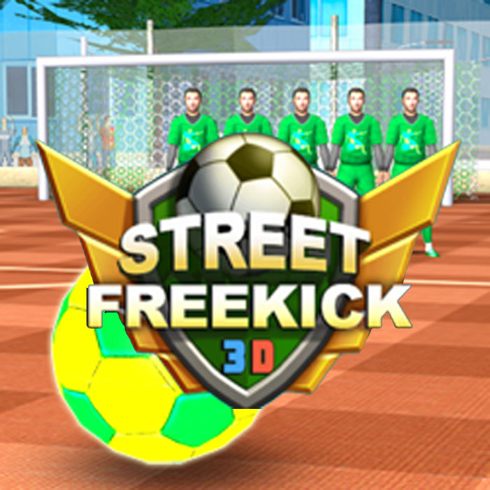 Street Freekick: 3D