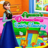 Anna's Drawing Room Cleaning