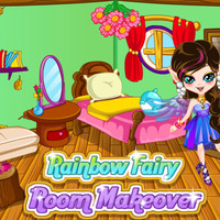 Rainbow Fairy: Room Makeover