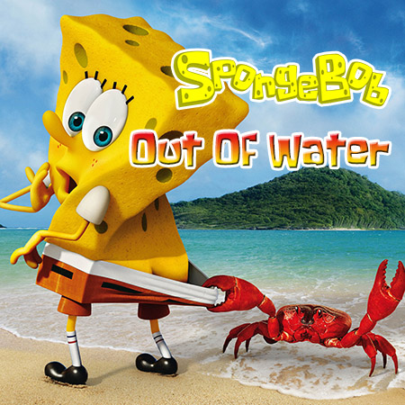SpongeBob: Out Of Water