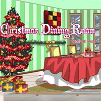 Christmas Dining Room: Deck The Halls