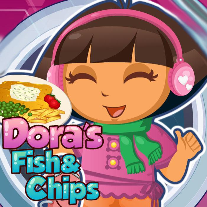 Dora: Fish & Chips