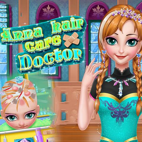 Anna: Hair Care Doctor