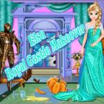 Elsa: Royal Castle Makeover