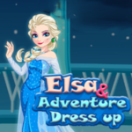 Elsa & Adventure Dress Up