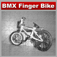 BMX Finger Bike