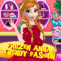 Frozen Anna: Trendy Fashion