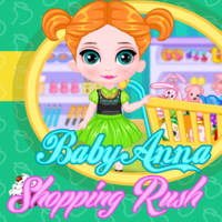 Baby Anna: Shopping Rush