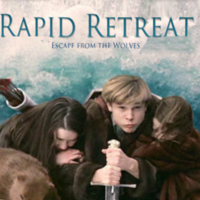 Rapid Retreat: Escape From The Wolves