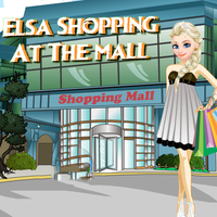 Elsa: Shopping At The Mall