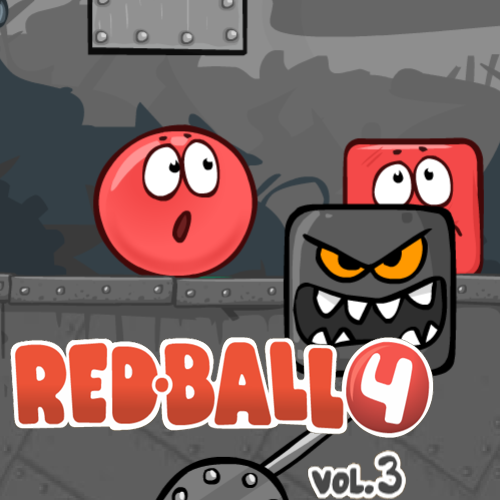 Red Ball 4 Vol.3