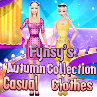 Fynsy's Autumn Collection Casual Clothes