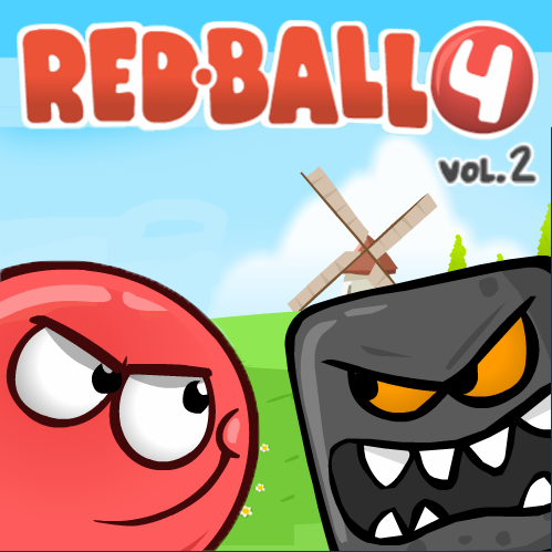 Red Ball 4 Vol.2