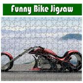 Funny Bike Jigsaw