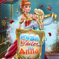 Elsa: Tailor for Anna