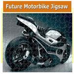 Future Motorbike Jigsaw