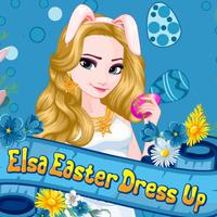 Elsa: Easter Dress Up