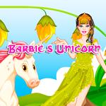 Barbie's Unicorn