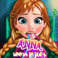 Anna: Tooth Injury
