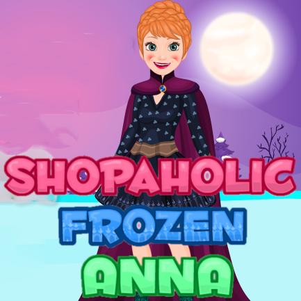 Shopaholic Frozen Anna