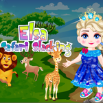 Elsa: Safari Slacking