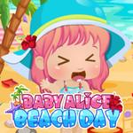 Baby Alice: Beach Day