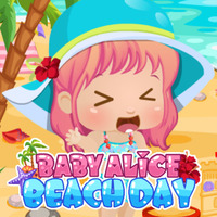 Baby Alice: Beach Day