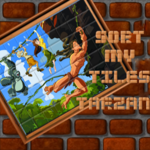 Sort My Tiles Tarzan
