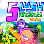 Slush Invaders Game