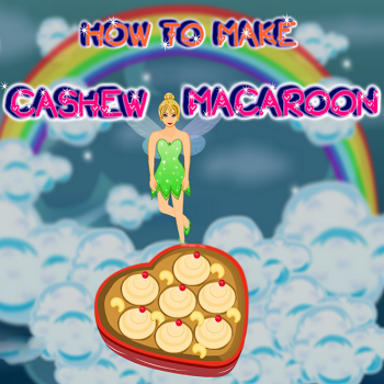 How to Make Cashew Macroon
