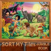 Sort My Tiles: Jungle Book